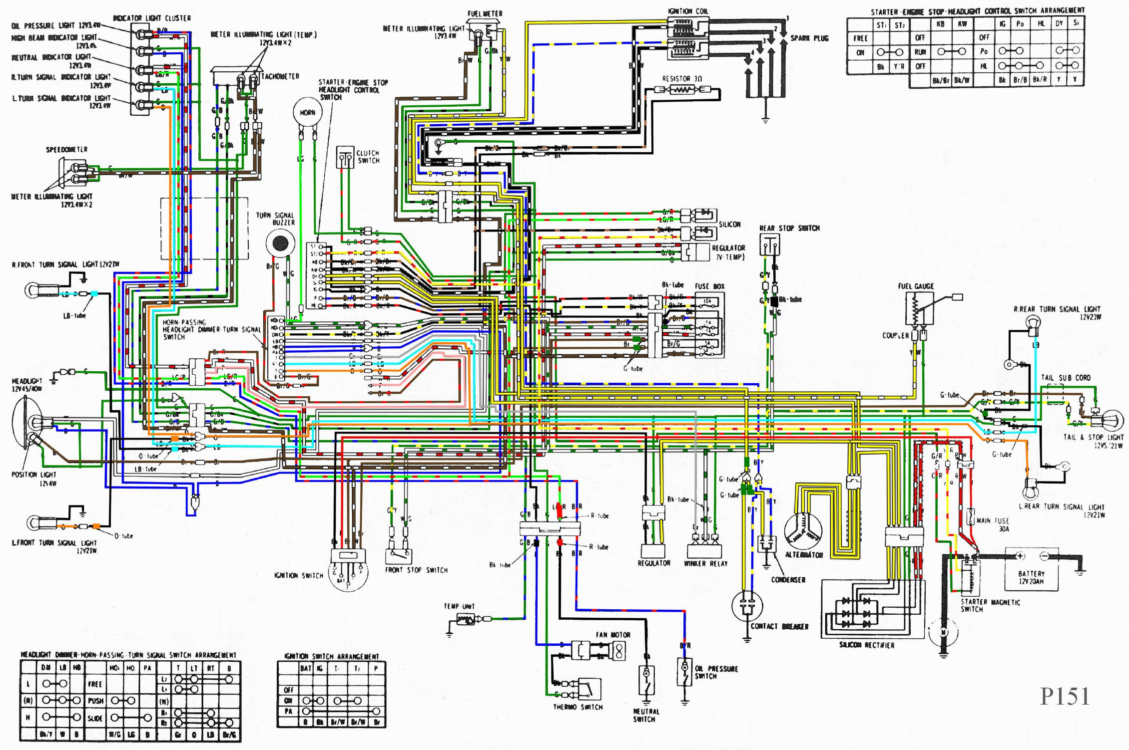 goldwing wiring diagram another blog about wiring diagram u2022 rh ok2  infoservice ru