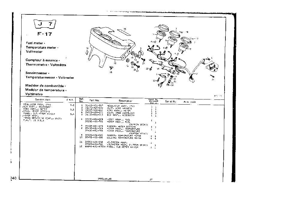 Yamaha 225 Three Wheeler Wiring Diagram Ttr 225 Wiring