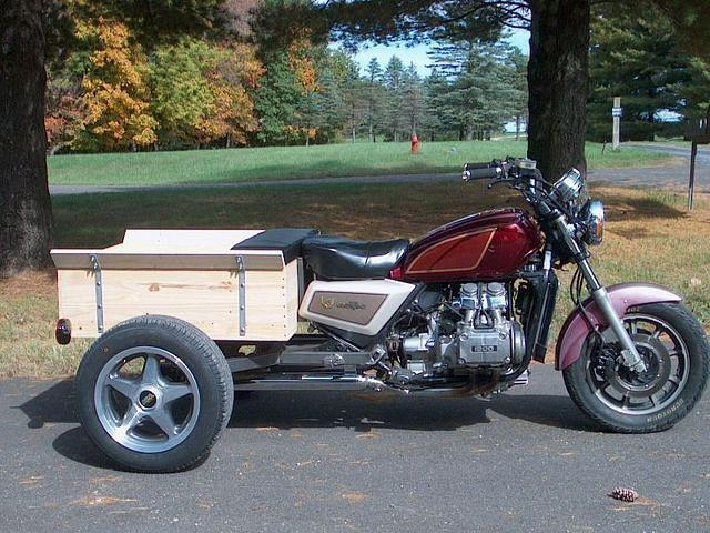 Tri wing motorcycle trike conversions by for Tilting motor works dealers