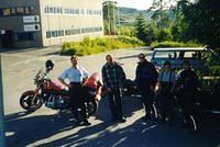 "From ""South to North"", a round trip In Norway, 1999. 2700 miles"